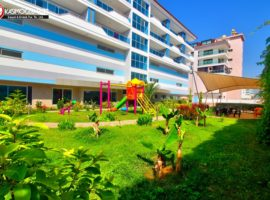 2 Rooms Apartment For Sale Residence in Alanya Kestel 020