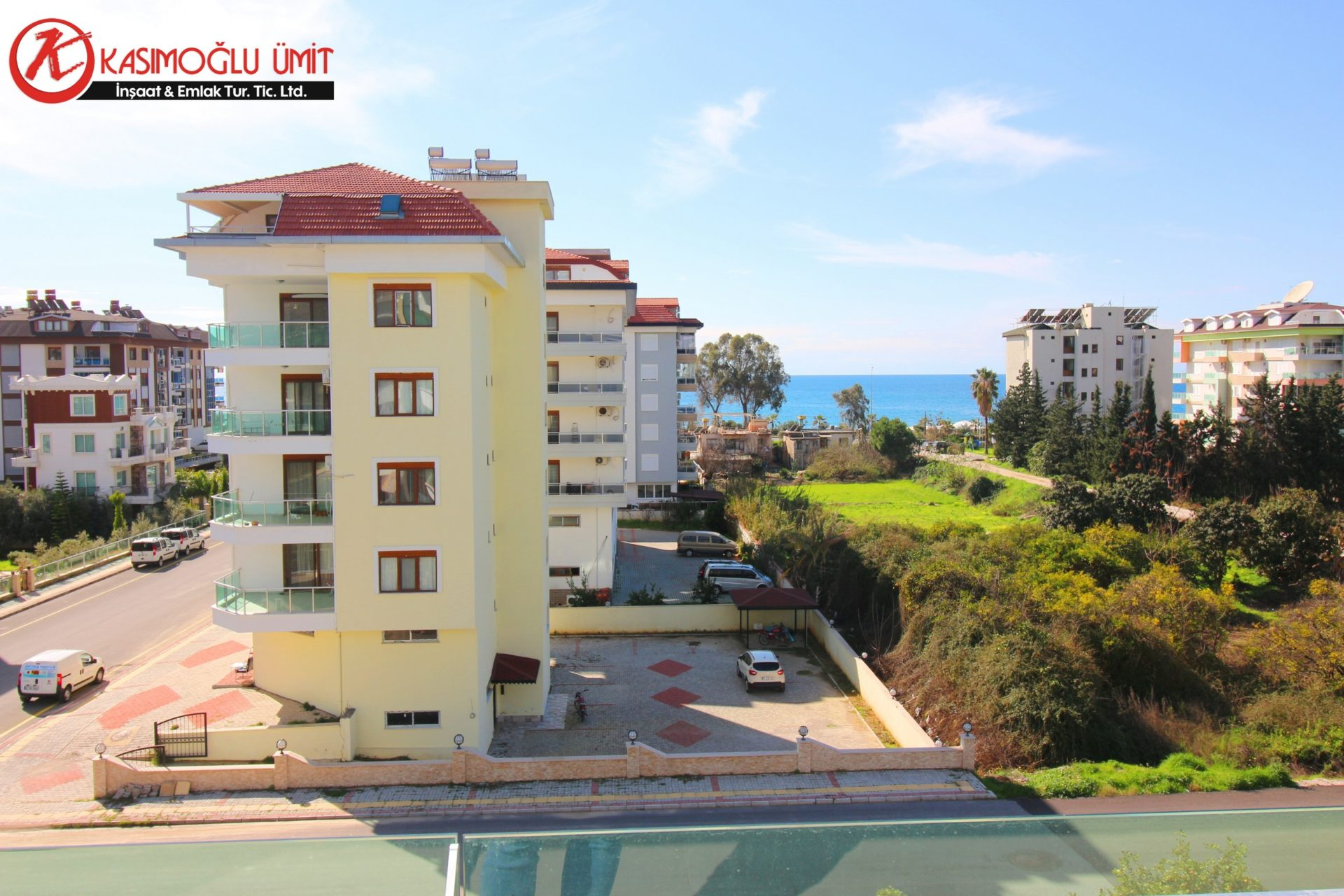 A Great Apartment For Sale in Alanya Near The Sea 002