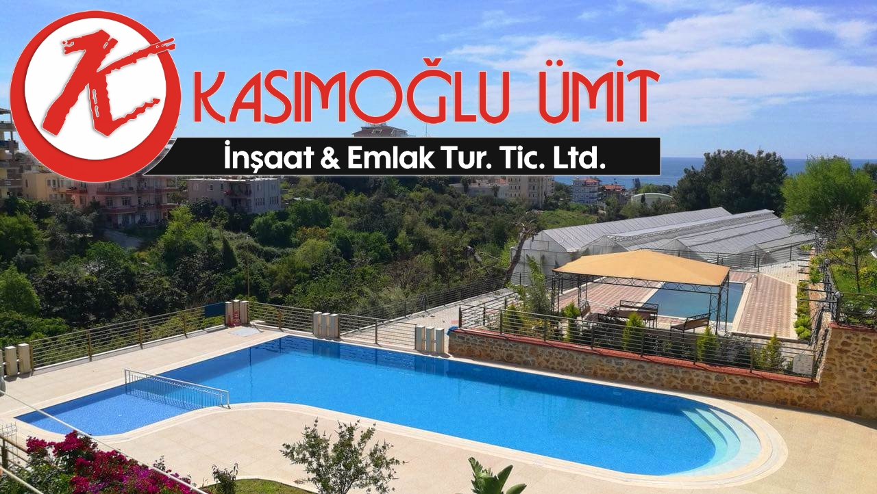 Luxury Near The Sea 2 Rooms Apartment in Kestel Alanya 022